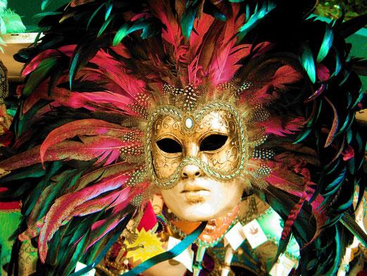 Fiesta temática carnaval de venecia