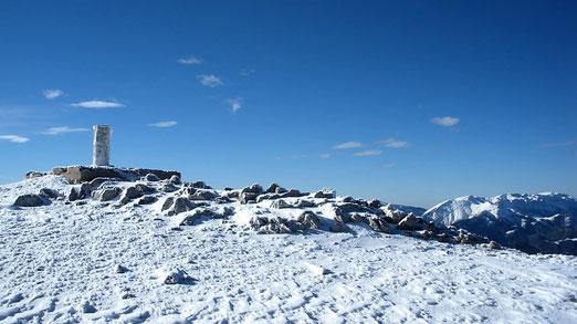 Raquetes de neu a la Tosa d'Alp