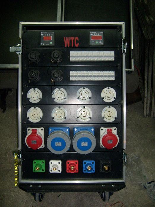 centro de carga especial ala medida para el WTC ciudad de mexico