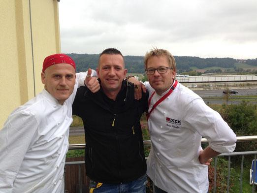 Die Kochprofis zu Gast in Jena