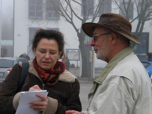 Interview mit der Augsburger Allgemeinen