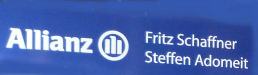 Allianzversicherungen in Königsbrunn bei Augsburg - Geldspende