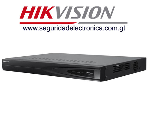 NVR'S 8 canales hikvision 7608NI-SE/P