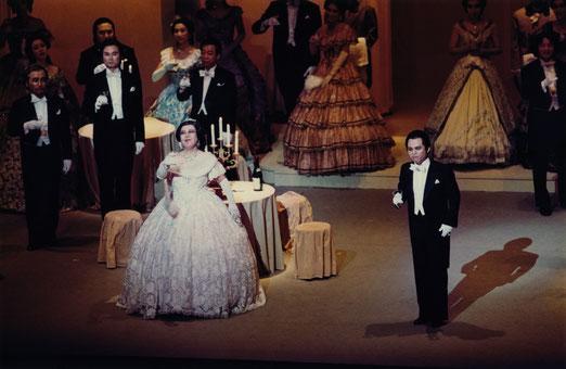 昭和57年 九州オペラフェスティバル「椿姫」より