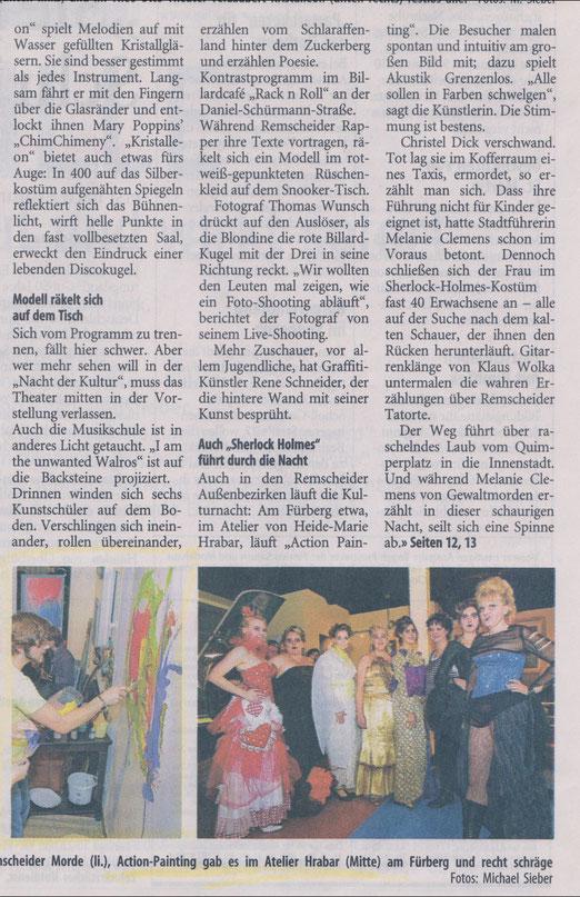 Pressemeldung RGA Nacht der Kultur