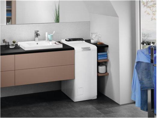 AEG L6TB40260 Toplader Waschmaschine HGS Elektro Köln