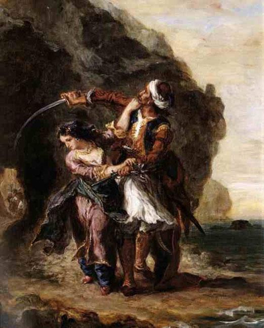 Невеста в Абидосе. 1857