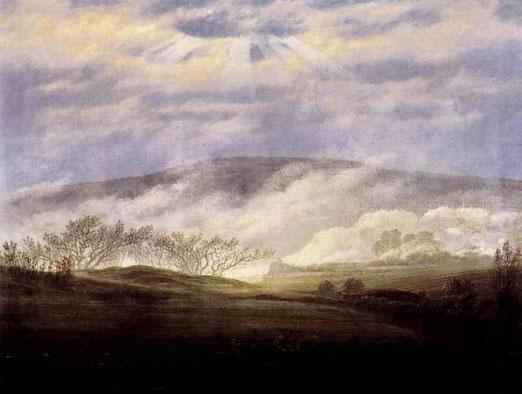 Туман в долине Эльбы. 1821             34