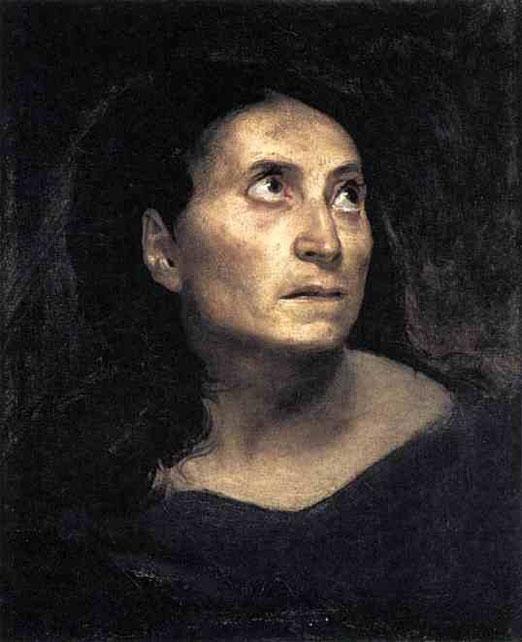 Сумасшедшая. 1822