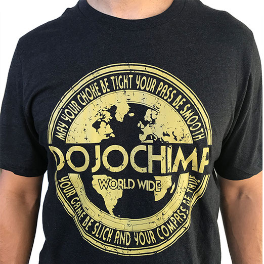 DojoChimp Moon Surfer Rash Guard