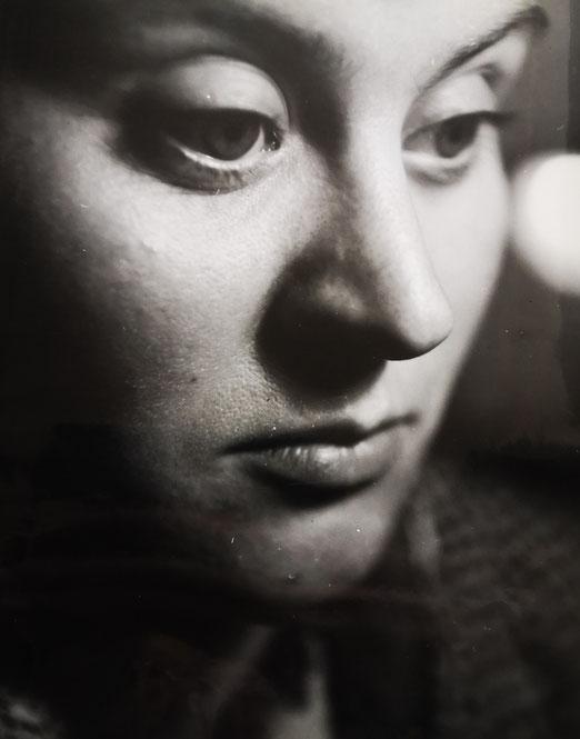 Portrait de femme, attr. Roger Parry