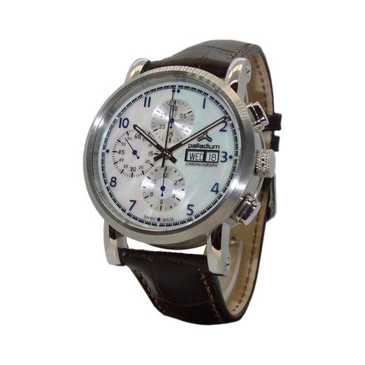 palladium chronograph P40 Panerai, Steinhart, Palladium, Watch-Lounge, Watchlounge, Bern, Berne, Certina, Hamilton, B-Uhr, 44mm, 47mm, 44 mm, 47 mm, luminor, marina, 111, marine, flieger, aviation, aviateur, chrono, premium, st1, unitas, eta, 6497, 6498,