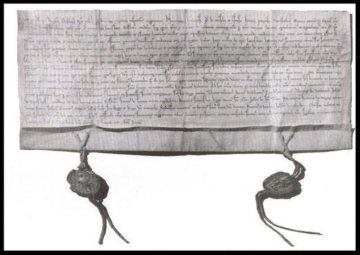 Stiftungsbrief anno 1248