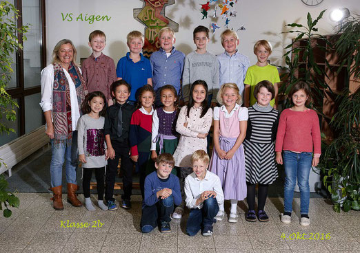2b - Klasse: VOL Dipl.-Päd. Eberdorfer Edelfriede