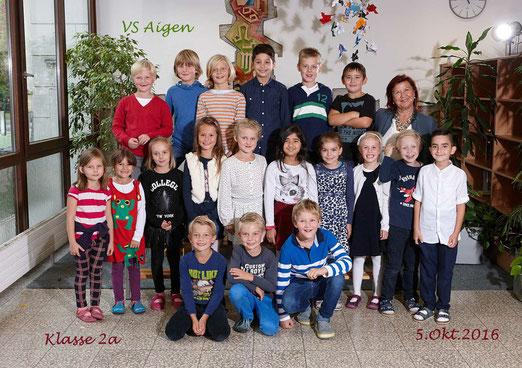 2a - Klasse: VOL Dipl.-Päd. Fischer Andrea