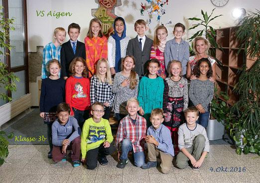 3b - Klasse: Vtl. Mag. Laher Margit