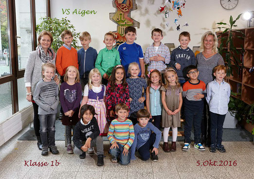 1b - Klasse: VOL Dipl.-Päd. Hofbauer-Sevcik Karin