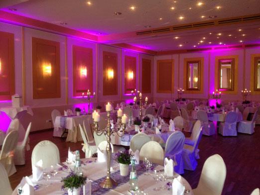 Ambiente Hochzeit