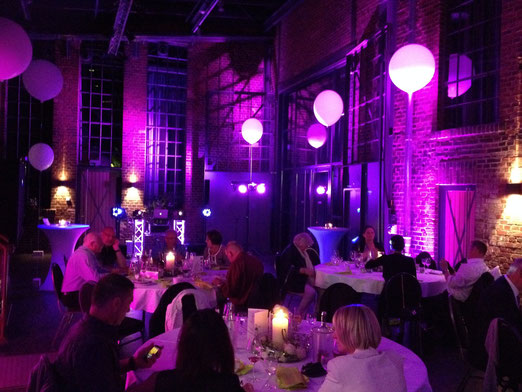 Hochzeit DJ Saar Saarland Party Geburtstag Firmenfest Lokschuppen Dillingen Saarfeiern