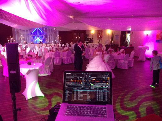 Hochzeit DJ Saar Saarland Party Geburtstag Firmenfest Haus Krone Bexbach Frankreich feiern
