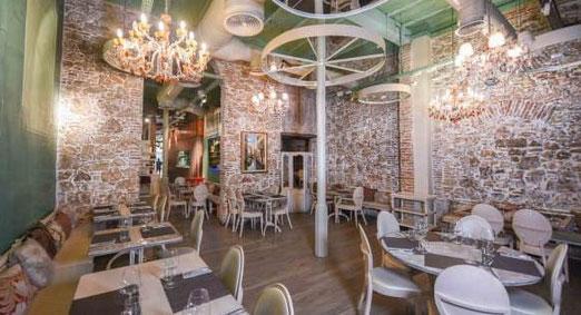 Рестораны итальянской кухни в Барселоне