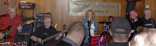 """März 2009 - """"The Speeds"""" als Gastband"""