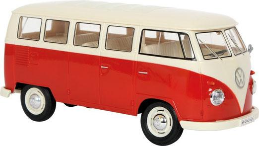 VW Bs Bulli T1 1:24 mit Fernsteuerung
