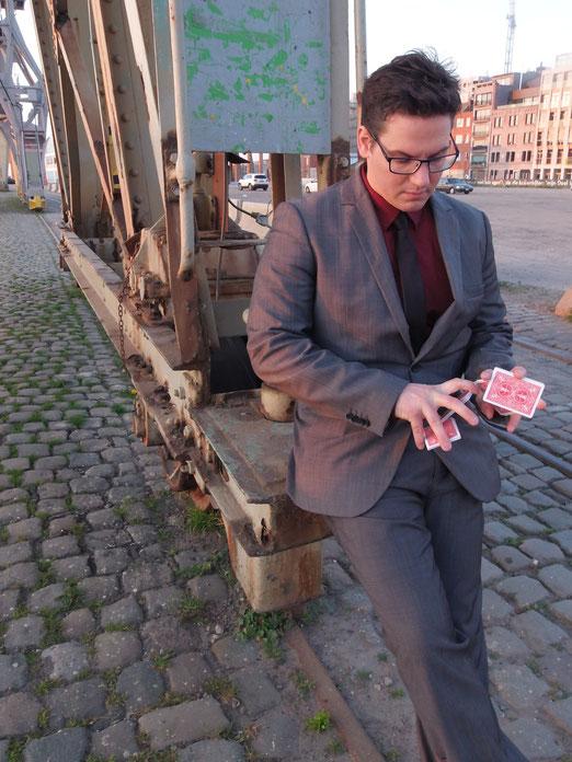 Goochelaar in Turnhout