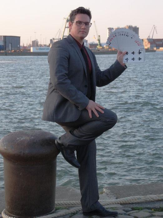 Goochelaar in Zoersel