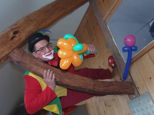Clown Mabo Wilrijk