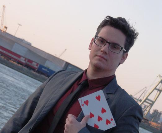 Goochelaar in Alken