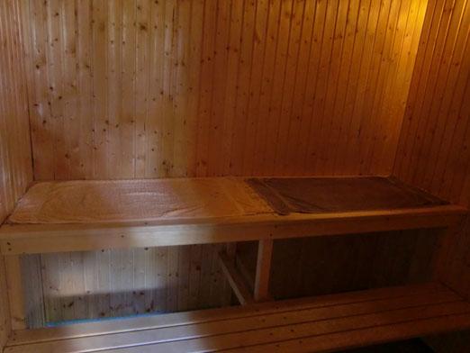 Sauna (mit Strom)