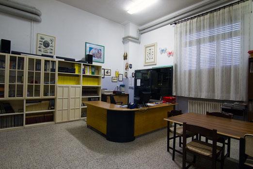 la sede del Fotoclub Il Rivellino