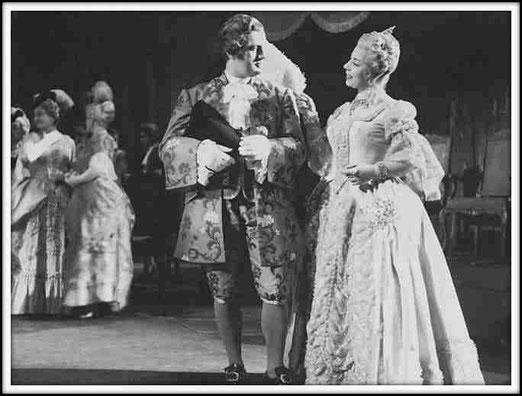 ADRIANA LECOUVREUR (Michonnet) - Con Giulietta Simionato - Milano Teatro alla Scala 4.1.1958