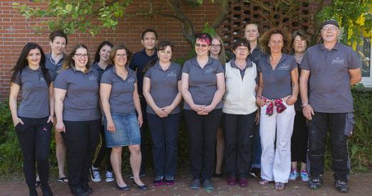 Team Biohotel Strandeck Langeoog