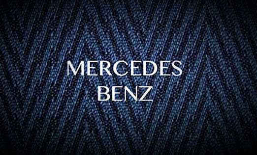 New coming Mercedes Seat/Upholstery Fabrics
