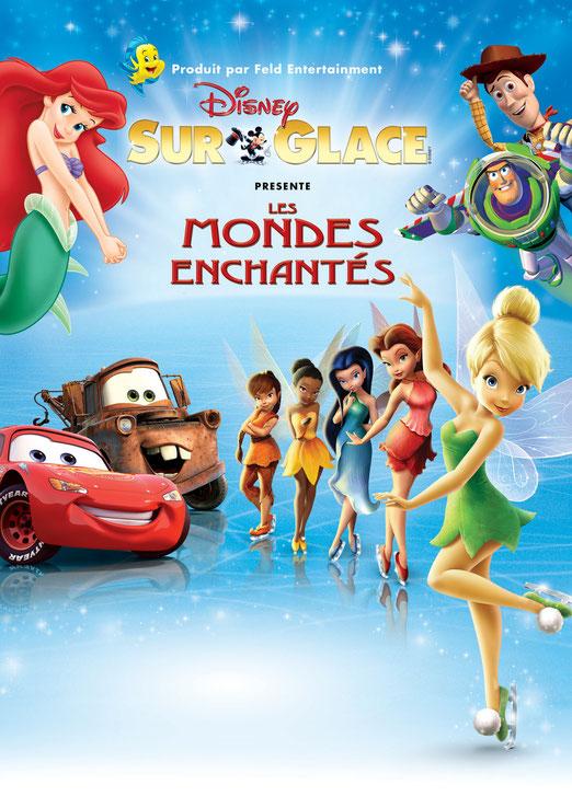 Disney sur glace 2011