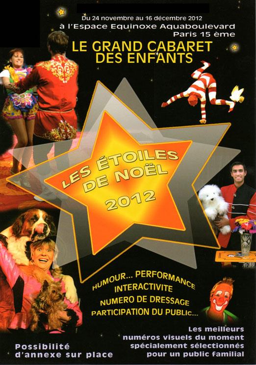Les ETOILES DE NOEL EQUINOXE PARIS