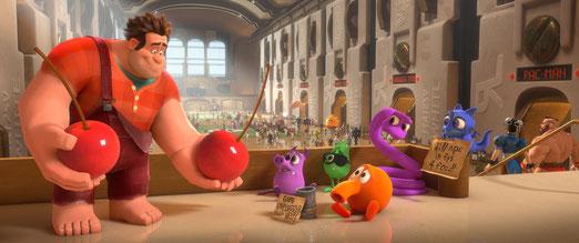 Ralph et ses amis !
