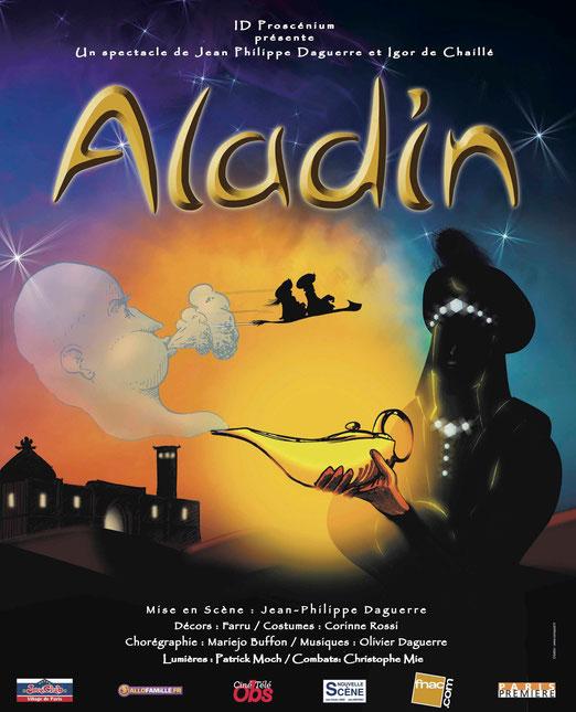 Aladin theatre des variete 2014