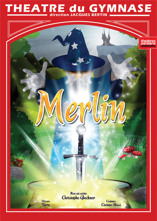 MERLIN theatre du Gymnase