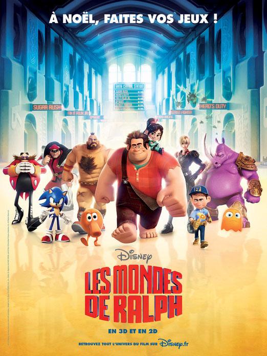 REX 2012 2013 Disney Film