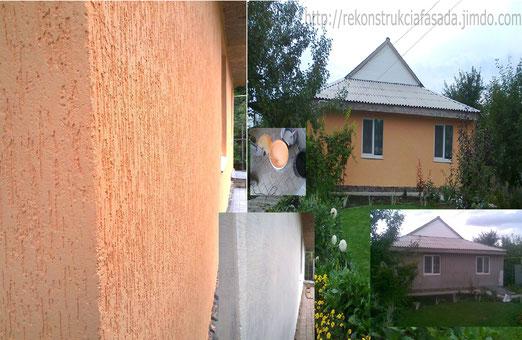 частичный ремонт стен, нанесение короеда , Родниковка, Умань