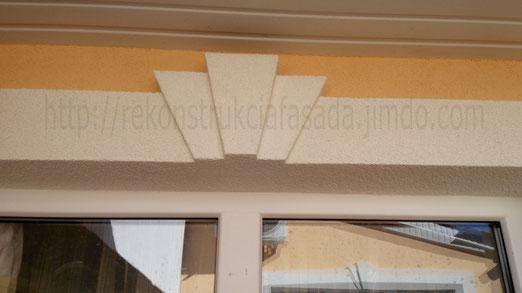 монтаж и отделка фасадного декора , Маньковка, Черкасская обл.