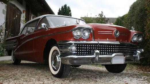 Buick coupé 58