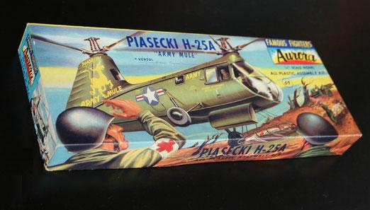 Piasecki H-25 A Aurora 1/48