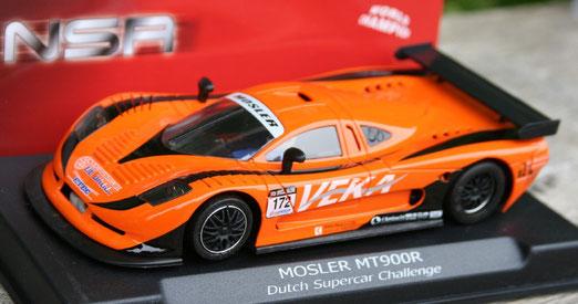 """Mosler MT 900 R """"NSR"""""""