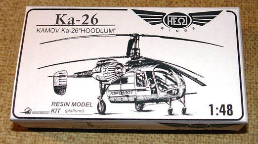 Kit russe de Kamov Ka-26 au 1/48