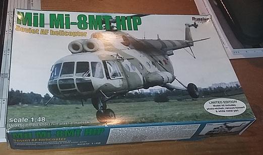 Mil Mi-8 kit Russian Project