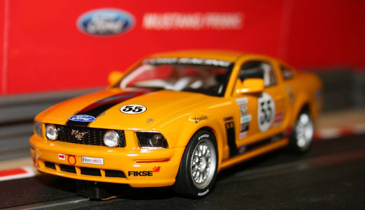 "Ford Mustang FR 500 C ""AutoArt"""
